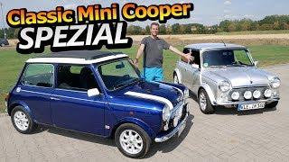 Das GROßE MINI Spezial: Mini Coopers Classic mit Leistungssteigerung! Fahr doch