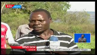 KTN Newsdesk 29th November 2016 - Anger as Elephants destroy crops in Baringo County