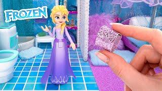 Un Mini Apartamento Mágico Para La Reina Elsa De Disney ❄️
