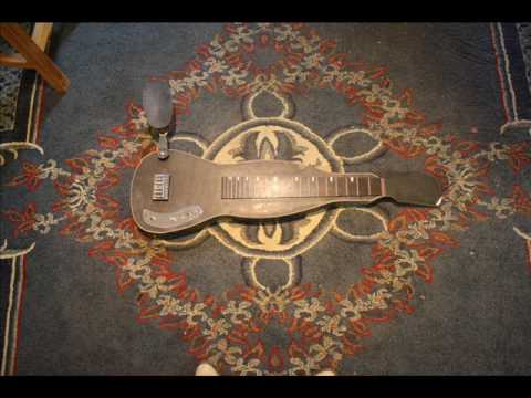C.A.T.Guitars - Buddy Duchamp- Carbon Fiber Lap Steel -Movie Lap Steel 2-21-2010.wmv