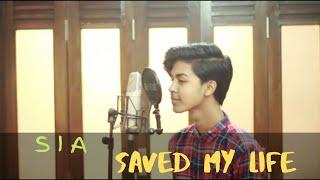 SIA - Saved My Life (Studio Cover by Sahil Sanjan)