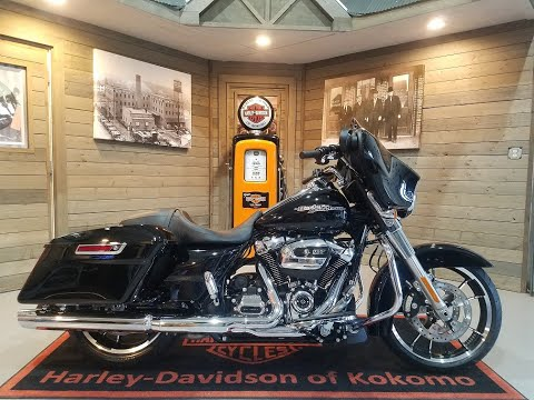 2020 Harley-Davidson Street Glide® in Kokomo, Indiana - Video 1