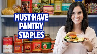 How to Cook Dinner with What You Have in Your Pantry | Pantry Staples | Allrecipes