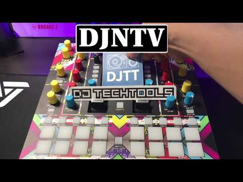 DJ Controller Chroma Caps And USB C Color Coded Cables Review #DJTechTools By DJ Supafly
