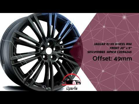 """2010-2015 JAGUAR XJ XK 20"""" FACTORY ORIGINAL WHEEL RIM """"KASUGA"""""""
