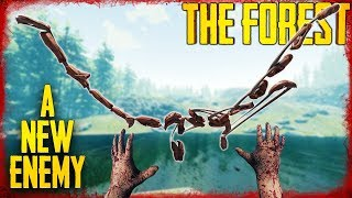 WTF IS THE NEW ENEMY? | The Forest