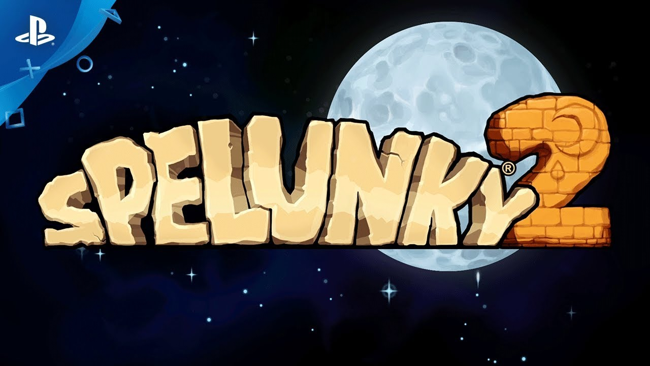Spelunky 2 Announced, Coming to PS4