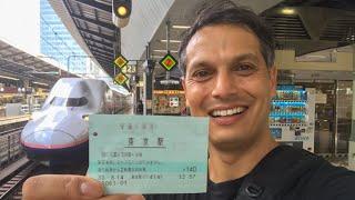 Japan's Shinkansen for $1.25? (Tokyo Station Platform Tickets)