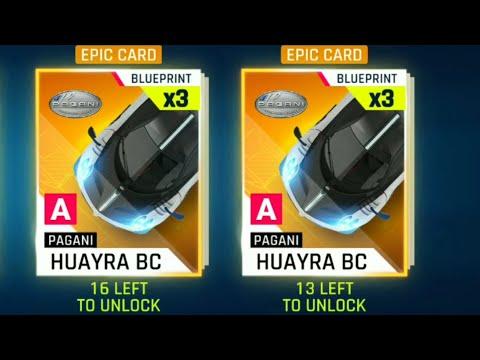 Asphalt 9 Icona 10 packs - not unlock yet - смотреть онлайн на Hah Life