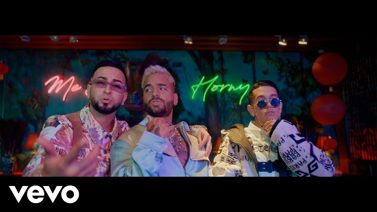 Maluma ft. Lenny Tavárez, Justin Quiles — Parce
