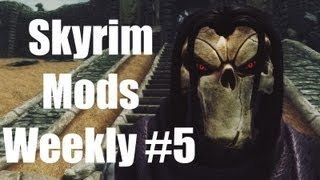 Skyrim Mods Weekly 5 - Spellblade, Project Ultimatum, Dark Disciple, Hanali