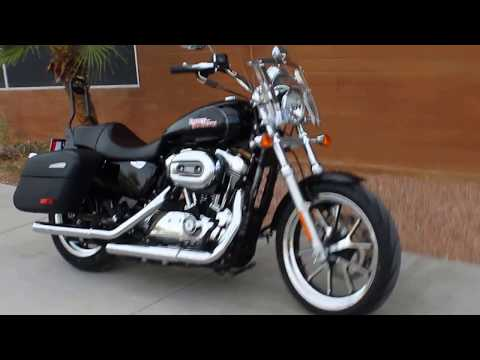 2015 Harley-Davidson SuperLow® 1200T in Kingman, Arizona