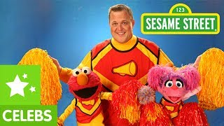 Sesame Street: Elmo Cheers for Billy Gardell