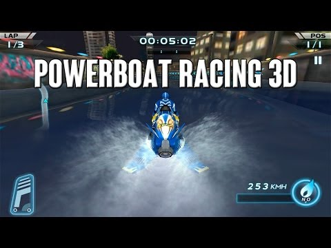 Powerboat Racing 3D Review