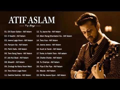 Download ATIF ASLAM Songs 2020 - Best Of Atif Aslam 2020 - Latest Bollywood Romantic Songs Hindi Song HD Mp4 3GP Video and MP3
