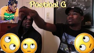 Kodak Black - Poetical G (Official Music Video) (Reaction)