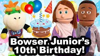 SML Movie: Bowser Junior's 10th Birthday [REUPLOADED]