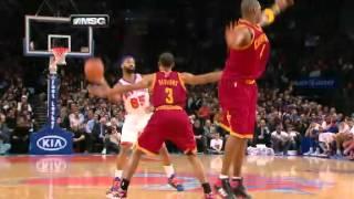 New York Knicks' Top 10 Plays of the 2011-12 Regular Season