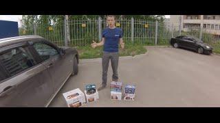 Тест автомобильных компрессоров
