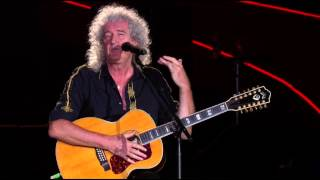 Love Of My Life - Queen / Brian May - Rock in Rio Brasil 2015