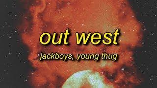 (ft. Young Thug) Lyrics | slangin' out west - YouTube