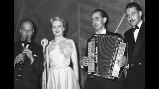 "Orkest ""De Zaaiers"" o.l.v. Jos Cleber - De Postkoets ( The stage-coach ) ( 1956 )"