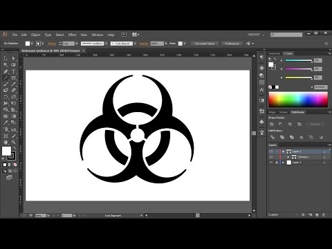 How To Draw The Biohazard Symbol Gallery Free Symbol And Sign Meaning