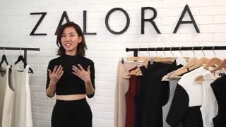 The Modern Minimalist   ZALORA Womenswear   Style Sessions Tutorial
