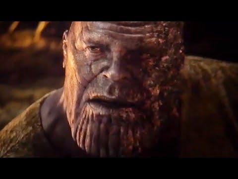 Никто не понял этой сцены с Таносом в Мстители 4: Финал