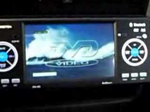 """Autoradio Bluetooth 4.2"""" TFT touch screen SOUNDTON eonon"""