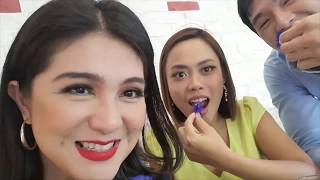 Kadenang Ginto Set with Daniela ft Rhian 🥰