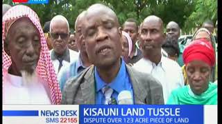 Kisauni squatters ask court to stop transaction of land in question