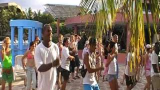 preview picture of video 'My Commanding Wife- Playa De Oro , Varadero, Cuba,2008/2009'