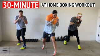 30-minute At Home Boxing Workout