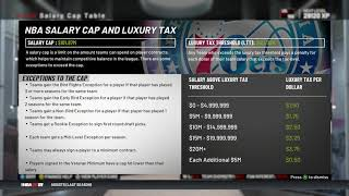 nba 2k19 mygm the saga continues tips - TH-Clip