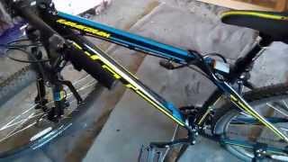 Любительский обзор велосипеда GT karakoram comp