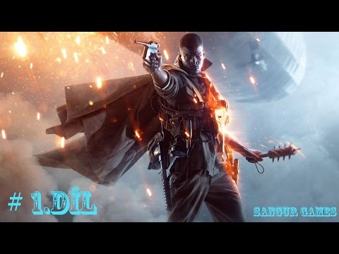 Battlefield 1 | Let's Play CZ/SK | Multiplayer seznamení  | 1.díl | PC HD 1080