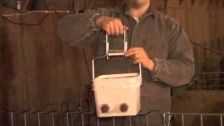 Orphan Bucket with Premier Bucket Holder