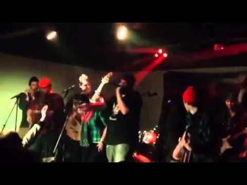 The Flannabis Band ft Ghost of Paul Revere - Nov 15 2013 @E