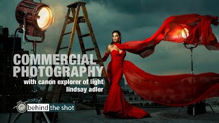 Commercial Fashion Photography With Canon Explorer Of Light Lindsay Adler