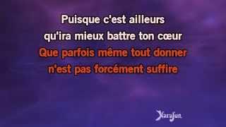 Karaoké Puisque Tu Pars   Jean Jacques Goldman *