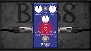 BRBS True Drive Video Demo