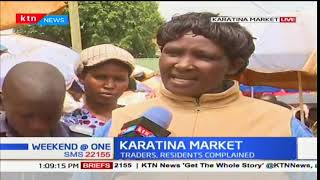 New modern Karatina open-air market to be completed in May