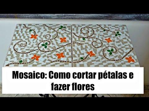 Flores de patilhas