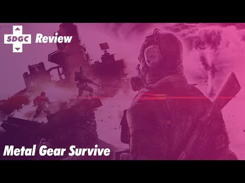 Review: Metal Gear Survive video thumbnail