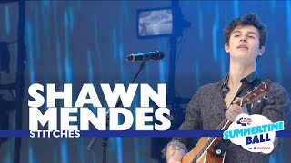 Shawn Mendes   'Stitches' (Live At Capital's Summertime Ball 2017)