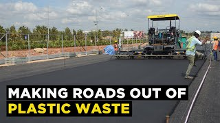India Is Using Plastic To Build Roads – Is This The Future?