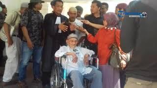 Tak Terbukti Bersalah, Mantan Pejuang Berusia 88 Tahun Divonis Bebas