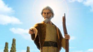Superbook – Elijah and the Prophets of Baal – Season 2 Episode 13-Full Episode (HD Version)