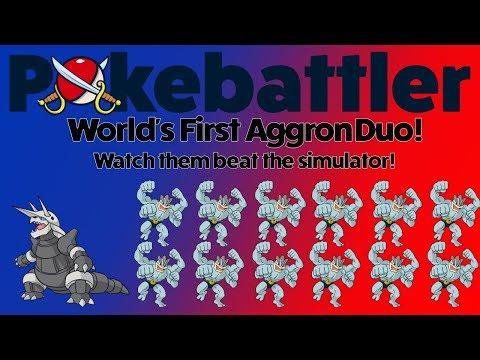 World First Aggron Duo Pokemon Go Raid